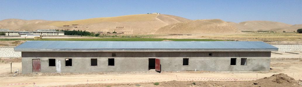 Hairatan- ANP BPC FD Class B @ Heratan